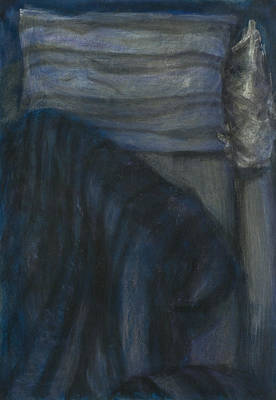 Pastel - Bed I. by Oni Kerrtu