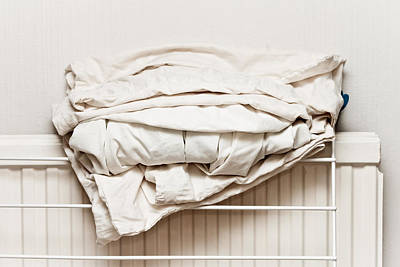Bed Linens Photograph - Bed Sheets by Tom Gowanlock
