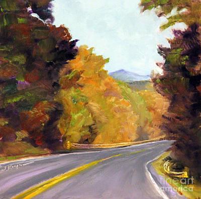Painting - Bedford Fall by Shelley Koopmann
