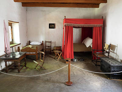Bedroom In A Museum, Stellenbosch Art Print