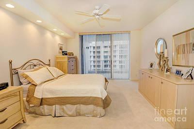 Photograph - Bedroom by Jody Lane