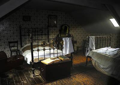 Bedroom Art Print by Svetlana Sewell