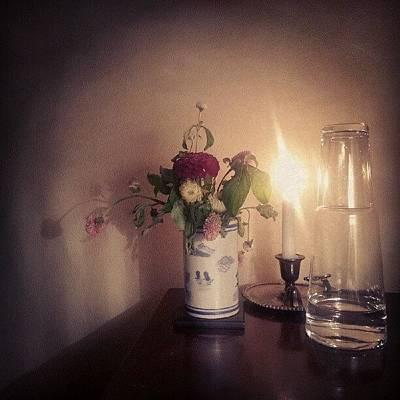 Still Life Photograph - Bedside Still Life by Jill Tuinier