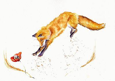 Bee Wild Original by Debra Hall