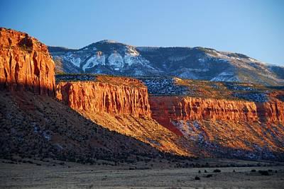 Photograph - Beef Basin - Utah Landscape by Cascade Colors