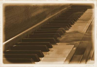Beethoven Photograph - Beethoven's Ghost by Dan Sproul