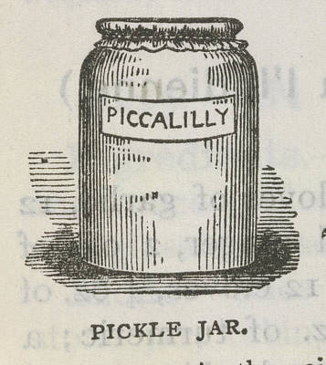 Pickled Photograph - Beeton's Book Household Management by British Library