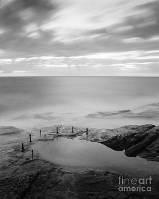 Photograph - Before Dawn Cuzco Pool Sydney by Colin and Linda McKie
