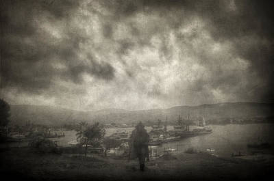 Philosophical Photograph - Before Storm by Taylan Apukovska