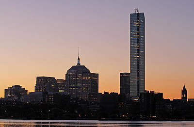 Charles River Photograph - Before Sunrise by Juergen Roth