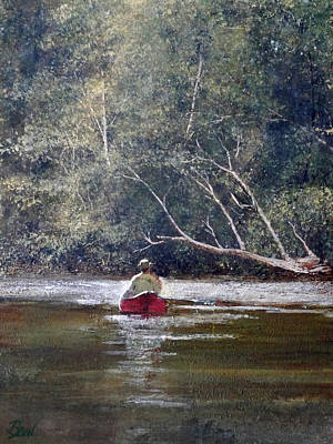 Before The Boil Art Print by Bill Brown