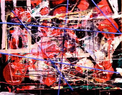 Painting - Before The Dawn by Marita Esteva