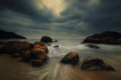 Photograph - Before The Storm by Afrison Ma
