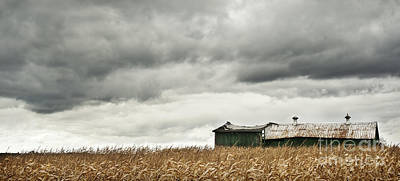 Gatineau Photograph - Before The Storm by Audrey Wilkie