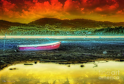 Photograph - Before The Tide by Mo T