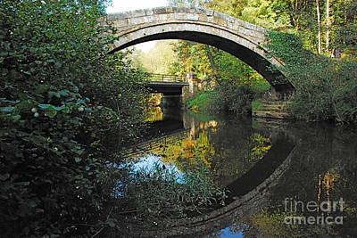 Photograph - Beggars Bridge Three by Doug Thwaites