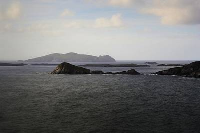 Photograph - Beginish And Great Blasket Islands - Dingle Peninsula by Nadalyn Larsen