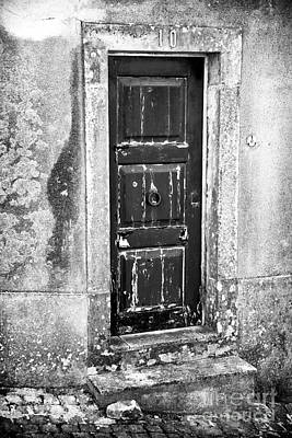 Photograph - Behind Door 10 by John Rizzuto