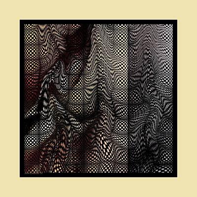 Photograph - Behind The Curtain by Steve Godleski