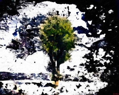 Digital Art - Behold by Joe Misrasi