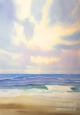 Painting - Behold The Glory by Barbara McMahon