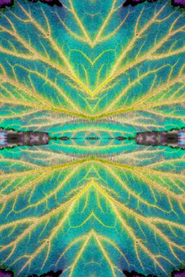Etheric Digital Art - Being Fully Energized  by Marie-Louise Svensson