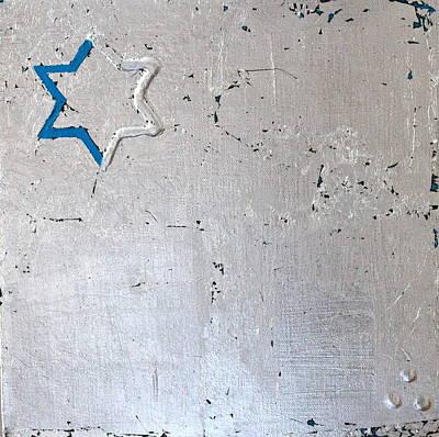 Painting - Being Jewish by Margarita Gokun