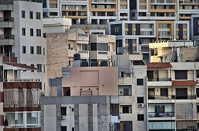 Architecture Photograph - Beirut Dbayeh by Steven Richman
