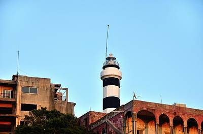 Photograph - Beirut Old Lighthouse by Steven Richman