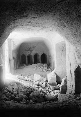 Photograph - Beit Jibrin Tomb by Granger