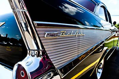 Photograph - Bel Air Reflections by Joann Copeland-Paul