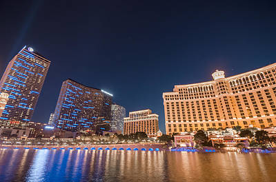 Photograph - Belagio by Ryan Heffron