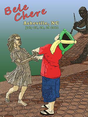 Bele Chere 2012 Art Print