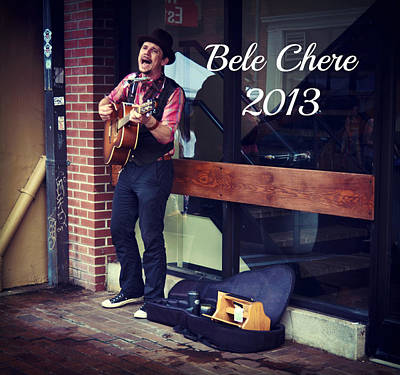Photograph - Bele Chere 2013 by Amber Summerow