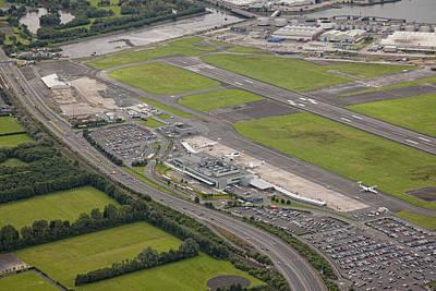 Photograph - Belfast City Airport, Belfast by Colin Bailie