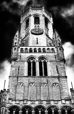 Photograph - Belfry Time by John Rizzuto