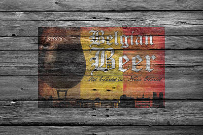 Belgian Photograph - Belgian Beer by Joe Hamilton
