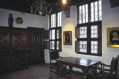 Antwerpen Photograph - Belgium. Antwerp. Rubens House-museum by Everett