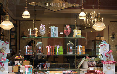 Photograph - Belgium Sweet Shop by Mary-Lee Sanders