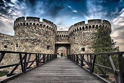 Photograph - Belgrade Castle by Okan YILMAZ