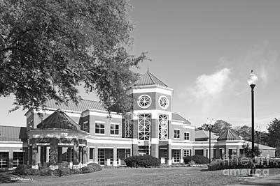 Photograph - Belhaven University Mc Cravey- Triplett Student Center by University Icons