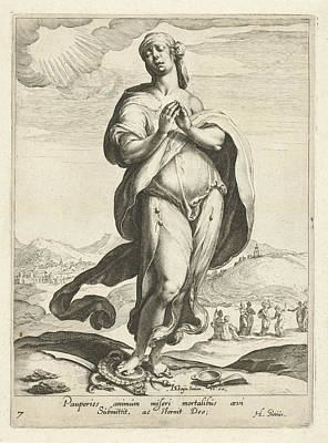 Deadly Drawing - Believe, Print Maker Zacharias Dolendo, Jacob De Gheyn II by Zacharias Dolendo And Jacob De Gheyn Ii