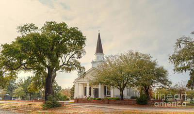 Photograph - Belin Memorial United Methodist Church by Kathy Baccari