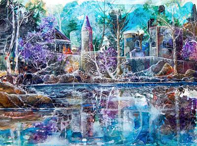 Bell Castle Original by Patricia Allingham Carlson