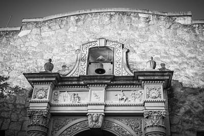Photograph - Bell Of The Alamo by Melinda Ledsome