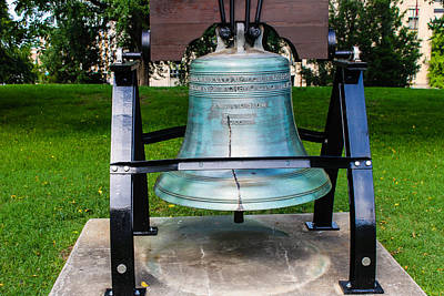 Photograph - Bell by Robert Hebert