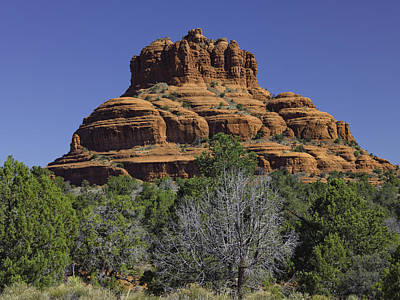 Photograph - Bell Rock Sedona Arizona by Marianne Campolongo