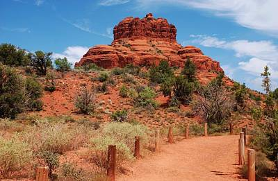 Photograph - Bell Rock - Sedona by Dany Lison