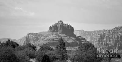 Photograph - Bell Rock Sedona by Pamela Walrath