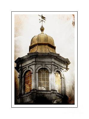 Photograph - Bell Tower by Marcia Lee Jones